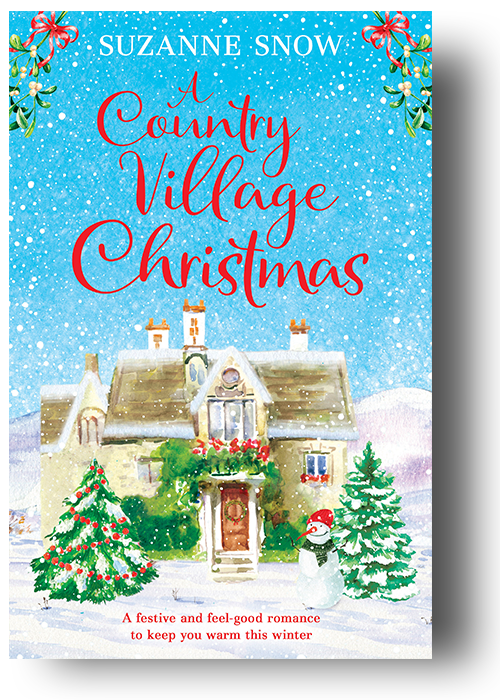 A Country Village Christmas - Suzanne Snow | Susan Yearwood Agency