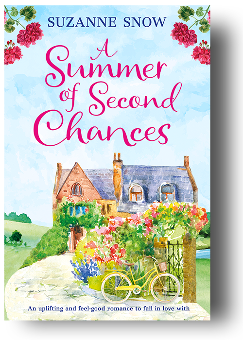 The Summer of Second Chances - Suzanne Snow | Susan Yearwood Agency